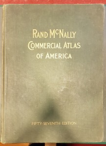 Altlas Rand McNally cover